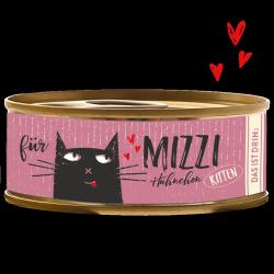 BUBECK Kuře konzerva pro koťata 100g