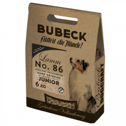 BUBECK No.86 Junior jehněčí maso