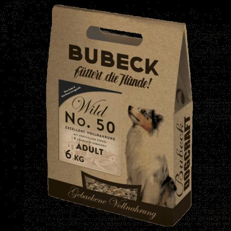 BUBECK No.50 Adult Wild zvěřina