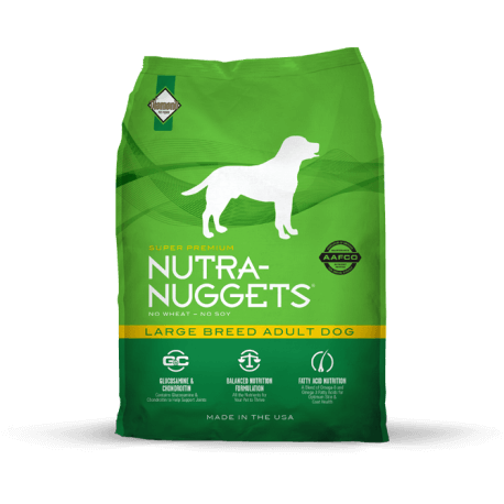 NUTRA NUGGETS Large Breed Adult 15+3kg ZDARMA