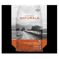 Diamond Naturals Chicken & Rice 18,14 kg