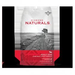 Diamond Naturals Lamb & Rice 18,14 kg