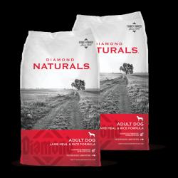 DVOJBALENÍ Diamond Naturals Lamb & Rice 2x18,14 kg