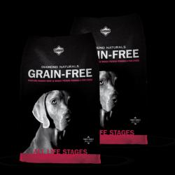 DVOJBALENÍ Diamond Grain-Free Beef 2x12,7 kg
