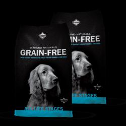 DVOJBALENÍ Diamond Grain-Free Whitefish 2x12,7 kg
