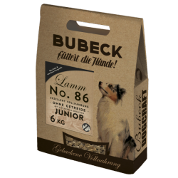 BUBECK No.86 Junior jehněčí maso