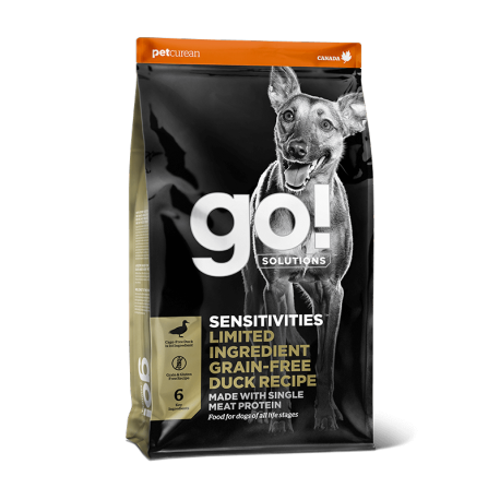 Petcurean GO! Sensitivities LID Duck 10 kg