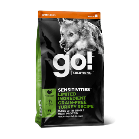 Petcurean GO! Sensitivities LID Turkey 10 kg