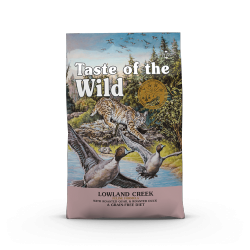 TASTE OF THE WILD Lowland Creek