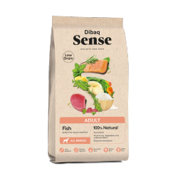 DIBAQ SENSE Low Grain Fish