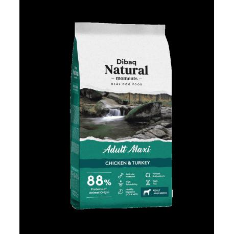 DIBAQ NATURAL Adult Maxi 15 kg