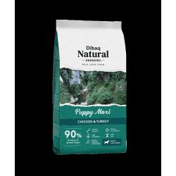 DIBAQ NATURAL Puppy Maxi 15 kg