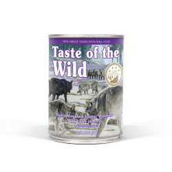TASTE OF THE WILD Sierra Mountain 375 g