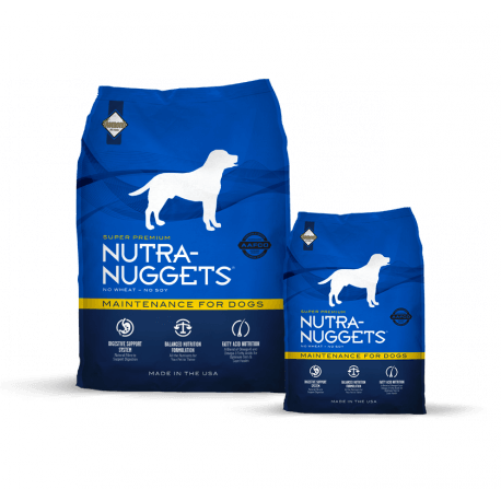 NUTRA NUGGETS Maintenance 15+3kg ZDARMA