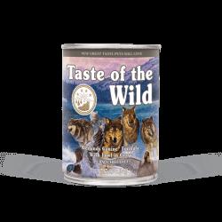 TASTE OF THE WILD Wetlands konzerva 390 g