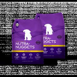 DVOJBALENÍ NUTRA NUGGETS Puppy 15kg