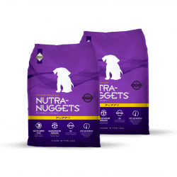DVOJBALENÍ NUTRA NUGGETS Puppy 2x15 kg