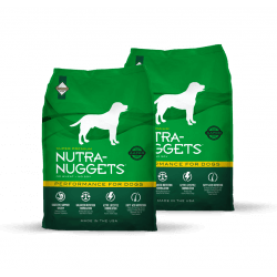 DVOJBALENÍ NUTRA NUGGETS Performance 2x15 kg