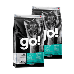 DVOJBALENÍ GO Fit +Free Grain Free / 2x11,33kg
