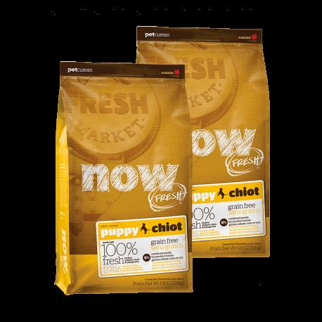 DVOJBALENÍ NOW FRESH Grain Free Puppy DF 2x11,33 kg