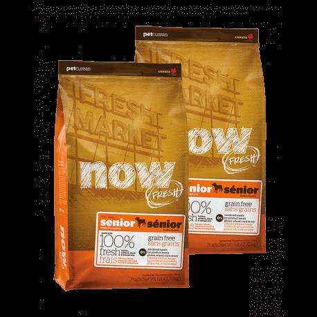 DVOJBALENÍ NOW FRESH Grain Free Senior DF 2x11,33 kg