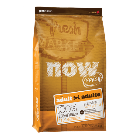 Petcurean NOW FRESH Grain Free Adult