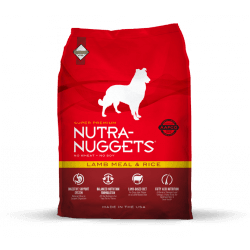 NUTRA NUGGETS Lamb & Rice