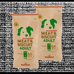 DVOJBALENÍ MAGNUSSON Meat&Biscuit ADULT 2x14 kg