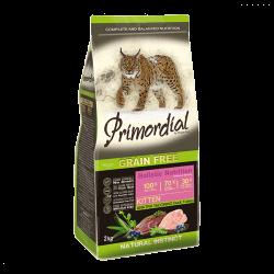PRIMORDIAL Kachna & Krůta pro koťata