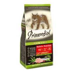 PRIMORDIAL Cat Urinary Turkey&Herring