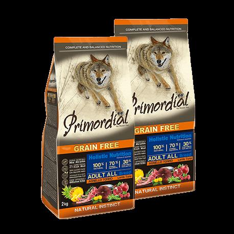 DVOJBALENÍ PRIMORDIAL Adult Tuna&Lamb 2x12 kg