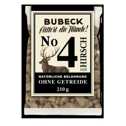 BUBECK Nr.4 Hirsch 210 g