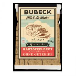 BUBECK G´SCHNITTE Brot 210g