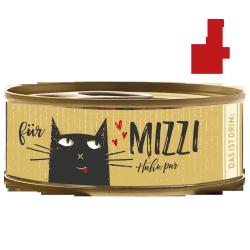 BUBECK Kuře konzerva pro kočky 100g