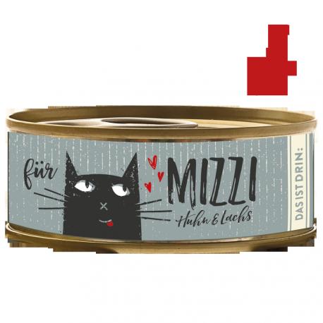 BUBECK Mizzi Hunh & Lachs 100 g