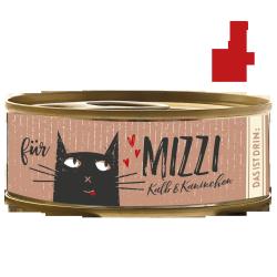 BUBECK Mizzi Kalb & Kaninchen 100 g