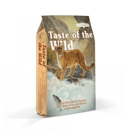 TASTE OF THE WILD Canyon River