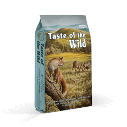 TASTE OF THE WILD Appalachian Valley Small Breed Canine