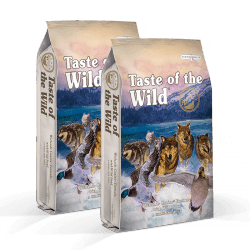 DVOJBALENÍ TASTE OF THE WILD Wetlands Wild Fowl 2x13 kg