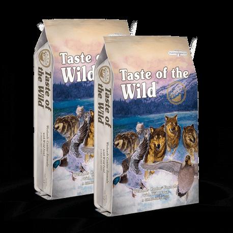 DVOJBALENÍ TASTE OF THE WILD Wetlands Wild Fowl Canine 2x13 kg