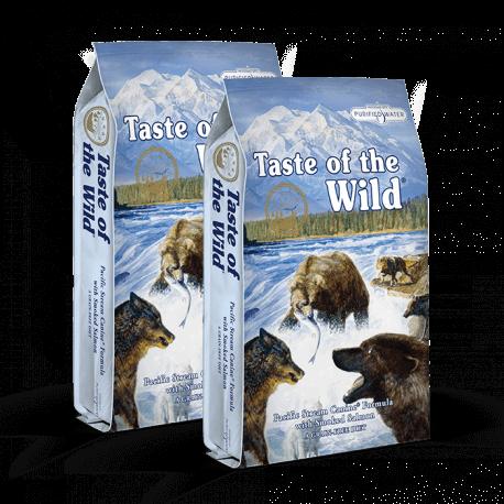 DVOJBALENÍ TASTE OF THE WILD Pacific Stream Canine 2x13 kg