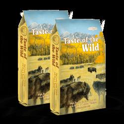 DVOJBALENÍ TASTE OF THE WILD High Prairie 2x13 kg