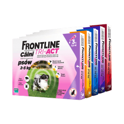 FRONTLINE Tri-Act pro psy