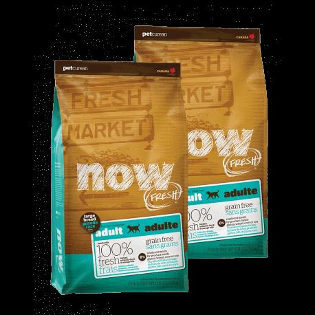 DVOJBALENÍ NOW FRESH Grain Free Large Breed Adult / 2x11,33kg