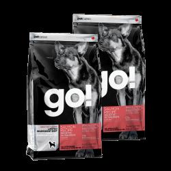 DVOJBALENÍ GO! Sensitive + Shine LID Salmon / 2x11,33kg