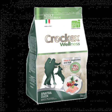 Crockex Adult kachna s rýží