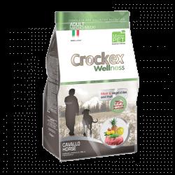 Crockex Adult koňské maso s rýží
