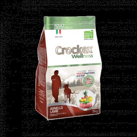 Crockex Adult jehněčí s rýží
