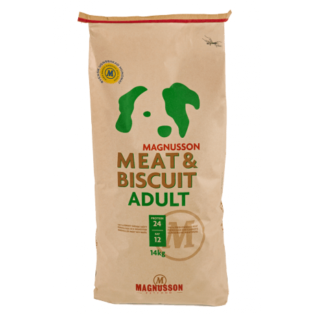 MAGNUSSON Meat&Biscuit ADULT