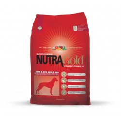 NUTRAGOLD Adult Lamb&Rice